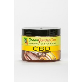 GREEN GARDEN GOLD - CBD - HONEY