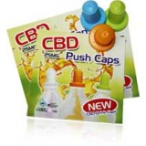 CBD ZONE - 25MG Push Cap